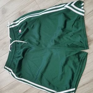 Men's small champion shorts